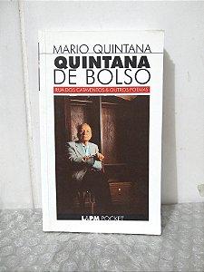 Quintana de Bolso: Rua dos Cataventos & Outros Poemas - Mario Quintana