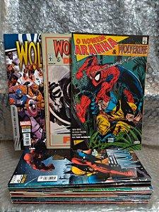 Coleção Wolverine - C/17 Hqs