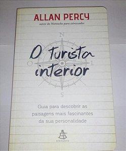 O turista interior - Allan Percy (marcas)