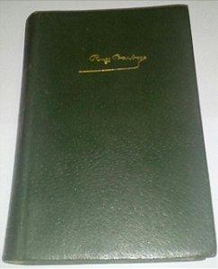Escritos e discursos seletos - Rui Barbosa - Ed. Aguilar