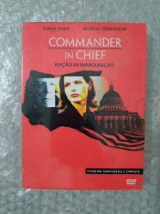 DVD Commander in Chief (1ª temporada) - Rod Lurie