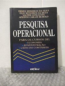Pesquisa Operacional - Ermes Medeiros da Silva e outros