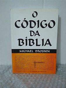 O Código da Bíblia - Michael Drosnin (marcas)