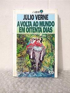 A Volta Ao Mundo Em Oitenta Dias - Júlio Verne - Coleção eu Leio