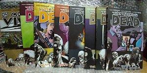 Coleção The Walking Dead - C/8 HQs Em inglês