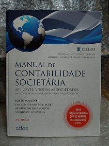 Manual de Contabilidade Societária - Eliseu Martins