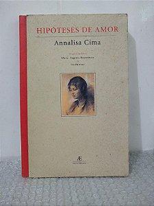 Hipóteses de Amor - Annalisa Cima (Livro bilíngue - Português e Italiano)