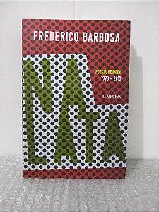 Na Lata - Frederico Barbosa