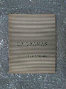 Epigramas - Ruy Affonso