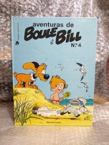 Aventuras de Boule e Bill Nº 4 - Dargaud Benelux