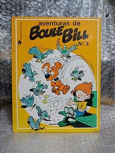 Aventuras de Boule e Bill Nº 3 - Dargaud Benelux