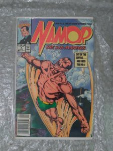 Namor The Sub-Mariner - Marvel Comics