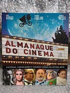 Almanaque do Cinema - Érico Borgo, Marcelo Forlani e Marcelo Hessel