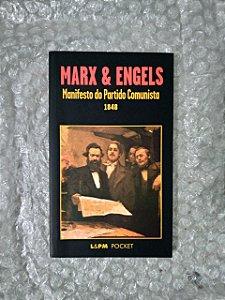 Manifesto do Partido Comunista 1848 - Marx e Engels (marcas)