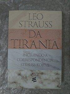 Da Tirania - Leo Strauss