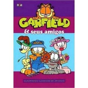 Garfield E Seus Amigos nº 2 - Jim Davis