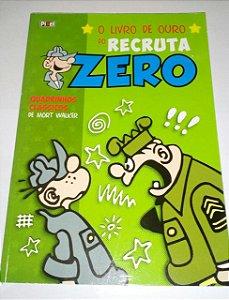 O livro de ouro do Recruta Zero - Quadrinhos clássicos de Mort Walker vol. 3