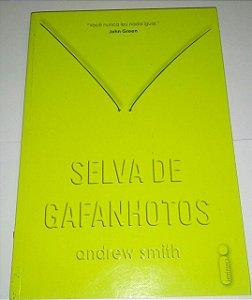 Selva de gafanhotos - Andrew Smith