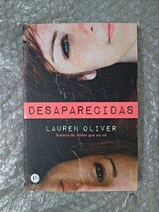 Desaparecidas Lauren Oliver