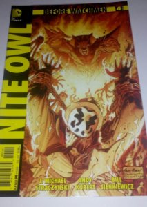 Before Watchmen 4 - Nite Owl - Inglês