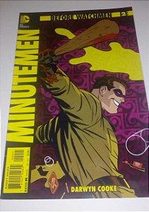Before Watchmen 2 - Minutemen - Inglês