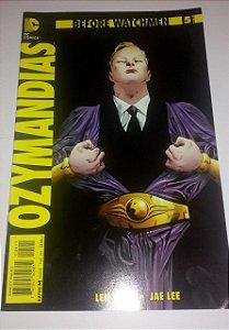 Before Watchmen 5 - Ozymandias - Inglês