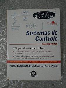 Sistema de Controle - Joseph J. DiStefano III, Allen R. Stubberud e Ivan J. Williams