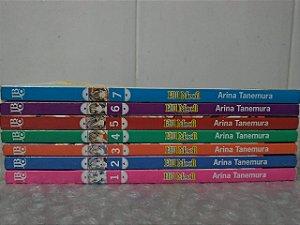 Coleção  Completa Mangá Full Moon - O Sagashite - C/7 Volumes