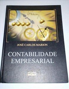 Contabilidade empresarial - José Carlos Marion 11ª edição