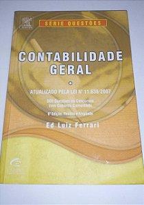 Contabilidade geral - Série questões - Ed Luiz Ferrari
