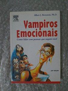 Vampiros Emocionais - Albert J. Bernestein