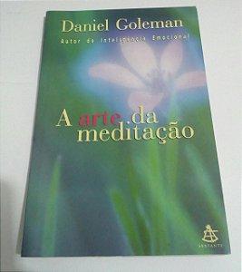 A arte da meditação - Daniel Goleman (marcas)