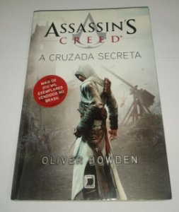 A cruzada secreta - Oliver Bowden (marcas)