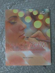 Maquiagem Técnicas, Referênciase Atuação Profissional - Marcia Cezimba