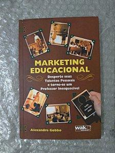 Marketing Educacional - Alexandre Gobbo