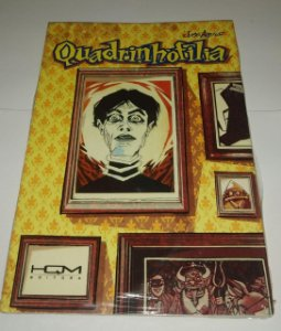 Quadrinhofilia - José Aguiar