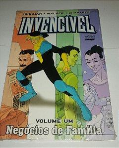 Invencível - volume 1 - Negócios de família