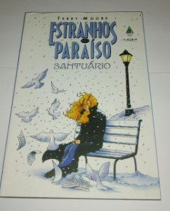 Estranhos no paraíso - Santuário - Terry Moore