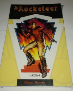 The Rocketeer - As Aventuras completas - Dave Stevens