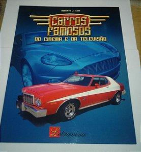 Carros famosos do cinema e da televisão - Roberto J. Luis