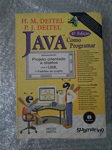 Java Como Programar - H. M. Deitel e P. J. Deitel
