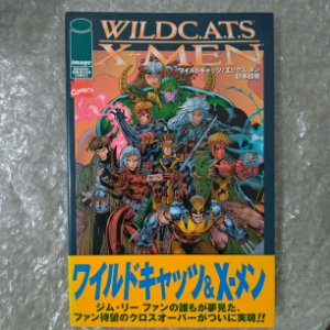 WildC.A.T.S / X-Men - Dengeki Amerixan Comics  ( Japonês)