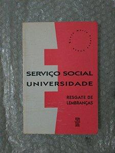 Serviço Social Universidade - Stela Maris Piazza Souza