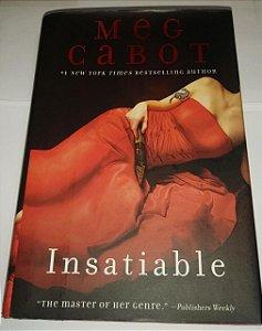 Insatiable - Meg Cabot - Em inglês