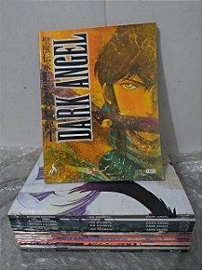 Coleção Dark Angel - Kia Asamiya C/14 volumes