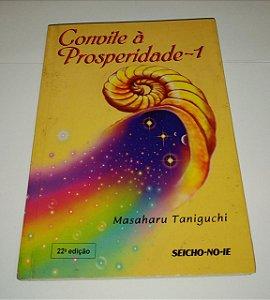 Convite a prosperidade 1 - Masaharu Taniguchi - Seicho-no-ie