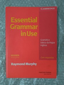 Essential Grammar in Use com Respostas - Raymond Murphy