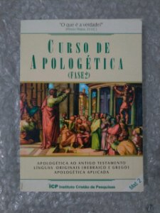Curso de Apologética Fase 2- Módulo 2 - Instituto Cristão de Pesquisa
