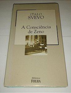 A consciência de Zeno - Italo Svevo - Ed. Folha - Lacrado