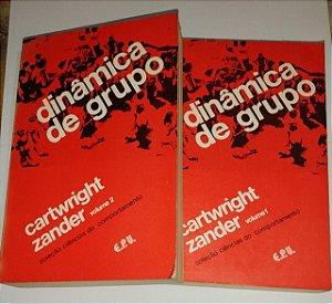 Dinâmica de grupo - Cartwright Zander - 2 volumes